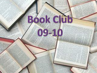 Book Club 09-10