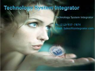 TSI Tech Support New York
