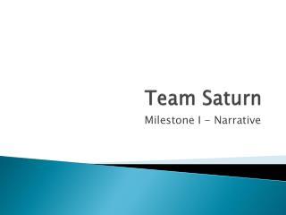 Team Saturn