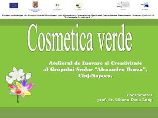 Cosmetica verde