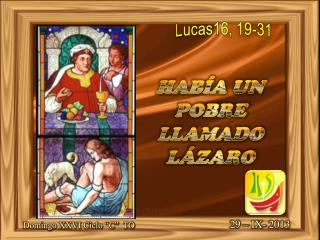 Lucas16, 19-31