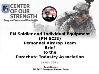 PEO Soldier Overview