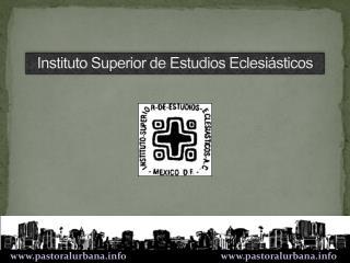 Instituto Superior de Estudios Eclesiásticos