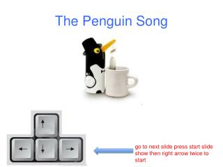 The Penguin Song