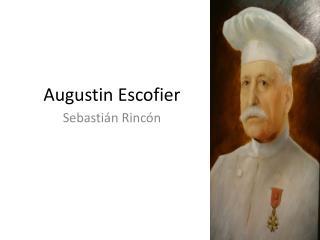 Augustin Escofier