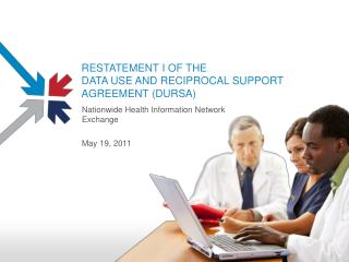 RESTATEMENT I OF THE DATA USE AND RECIPROCAL SUPPORT AGREEMENT (DURSA)