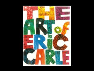 "Using bright, bold capital letters, write  "" THE ART OF _______ ""  Fill  in their name."