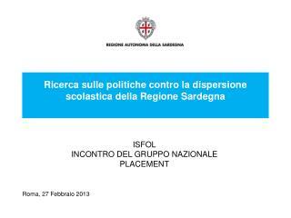 Roma, 27 Febbraio 2013