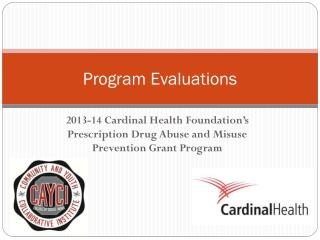 Program Evaluations