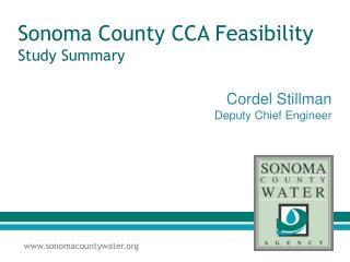 Cordel Stillman Deputy Chief Engineer