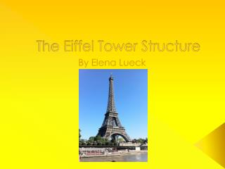 The Eiffel Tower Structure