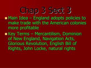 Chap 3 Sect  3