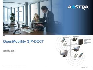 OpenMobility SIP-DECT