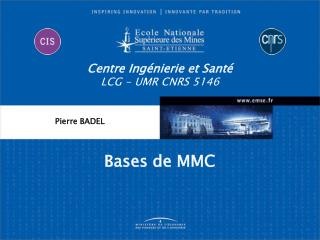 Bases de MMC