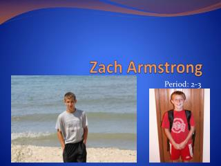 Zach Armstrong