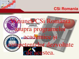 CSi  Romania