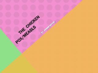 THE   CHICKEN  POX/MEASLS