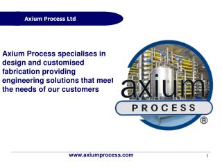 Axium Process Ltd