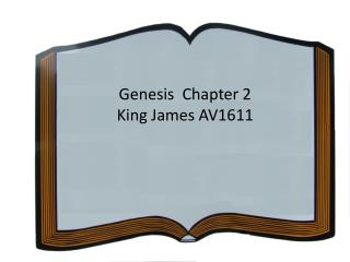 Genesis   Chapter 2 King James AV1611