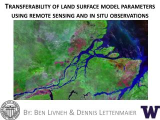 Transferability of land surface model parameters using remote sensing and in situ observations