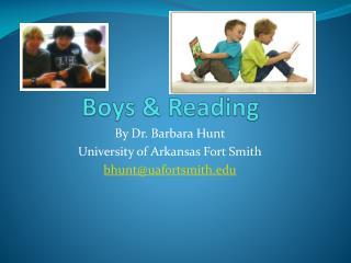 Boys & Reading
