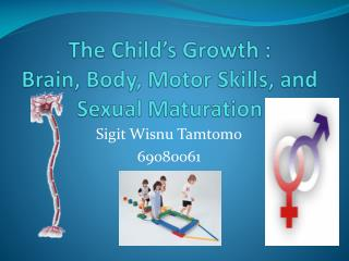 The Child's Growth : Brain, Body, Motor Skills, and Sexual Maturation