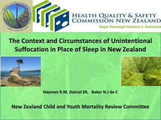 The Context and Circumstances of Unintentional Suffocation in Place of Sleep in New Zealand