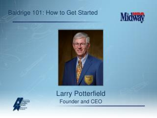Baldrige 101: How to Get Started