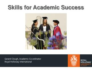 Skills for Academic Success