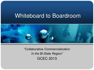 Whiteboard to Boardroom