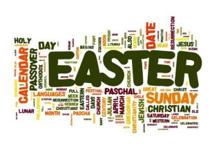 The Meaning of  E aster .