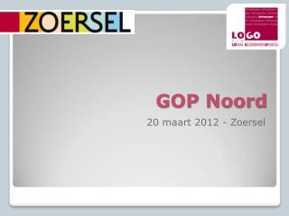GOP Noord