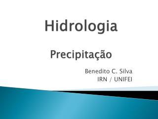 Hidrologia Precipitação