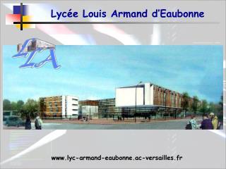 Lycée Louis Armand d'Eaubonne