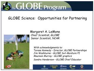 GLOBE Science - Peggy LeMone