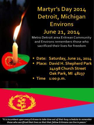 Date:   Saturday, June 21, 2014