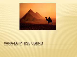 VANA-Egiptuse USUND