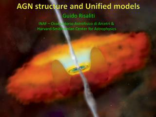 AGN structure and Unified models