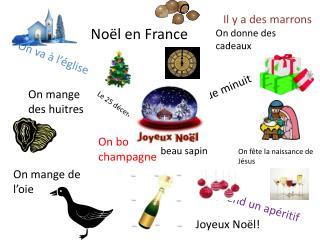 No�l en France