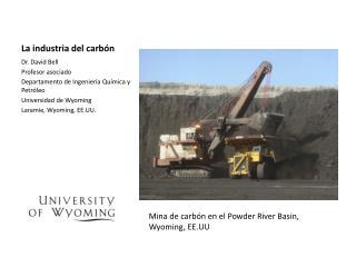 La industria del carbón