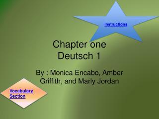 Chapter one Deutsch 1