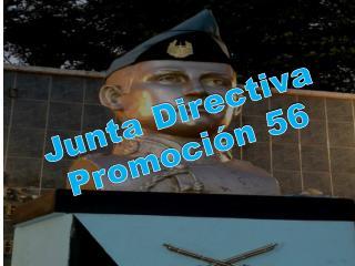 Junta Directiva Promoción 56