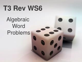 T3 Rev WS6