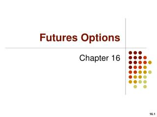 Futures Options
