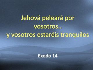 Exodo  14