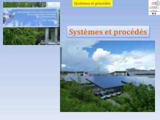 Systèmes et procédés