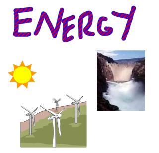 2 types of Energy
