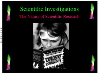 Science Investigations PowerPoint