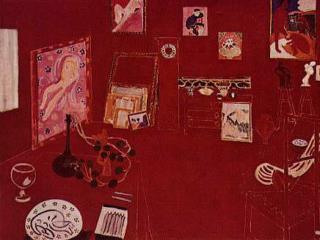 "Matisse: ""The Red  Studio"" (1911) W . D. Snodgrass"