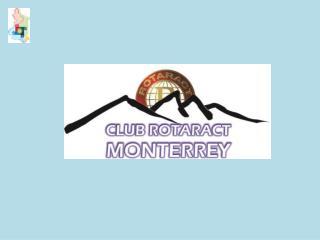 Distrito 4130 – Club Rotaract Monterrey